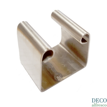 Universal furniture connector clips