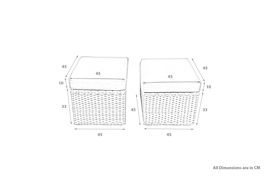 PRODUCT DIMENSIONS_MSD STOOLS