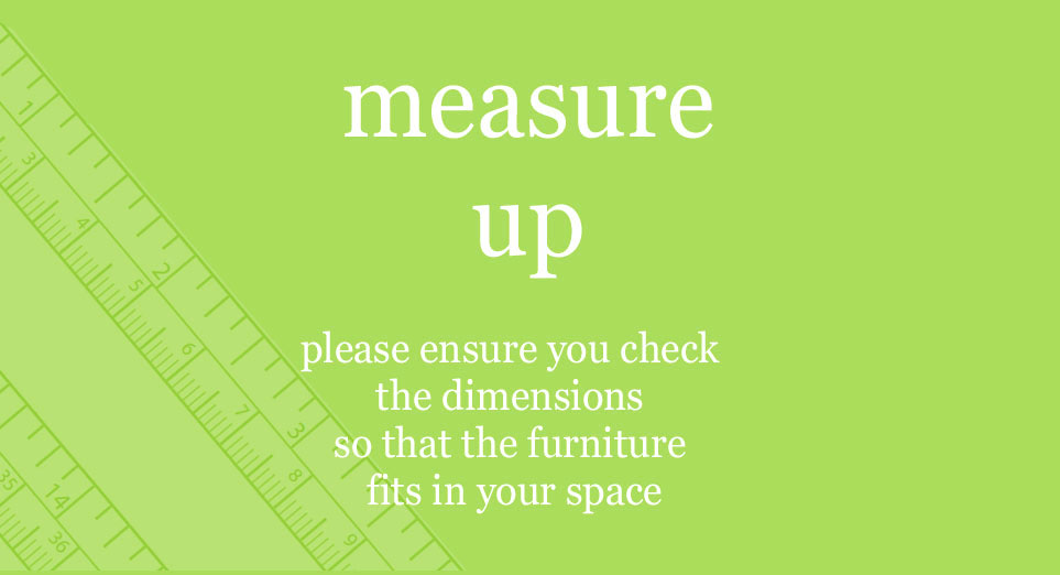 MEASURE UP BANNER